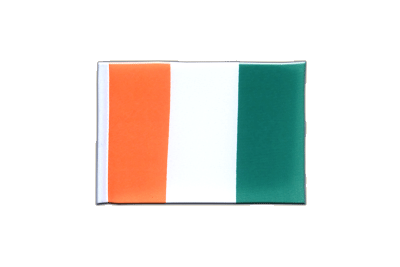 Mini Flag Ivory Coast - 4x6""
