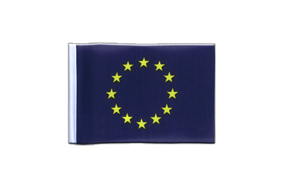 Mini Flag European Union EU - 4x6""