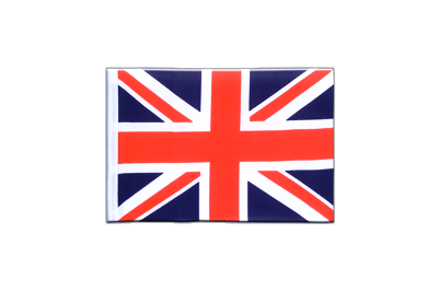 Mini Great Britain Flag 4x6""