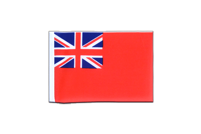 Mini Flag Red Ensign - 4x6""