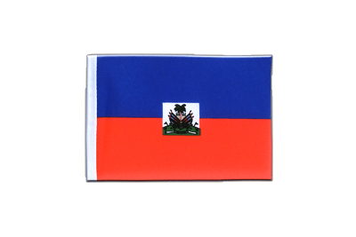 Mini Flag Haiti - 4x6""
