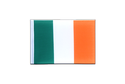 Mini Ireland Flag 4x6""