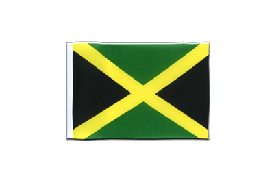 Mini Jamaica Flag 4x6""