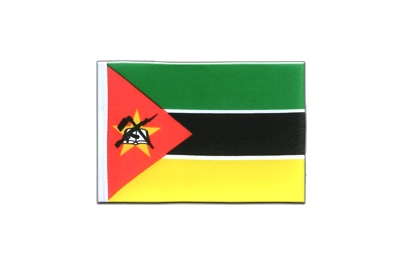 Mini Flag Mozambique - 4x6""