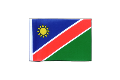 Mini Flag Namibia - 4x6""