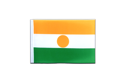 Mini Flag Niger - 4x6""