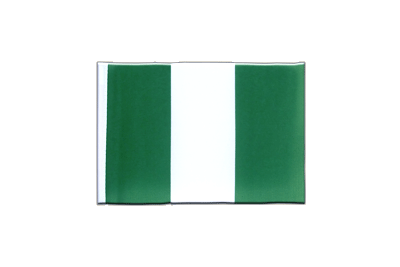 Mini Flag Nigeria - 4x6""