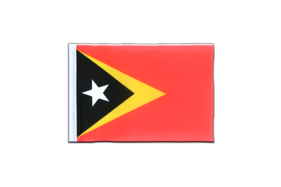 Mini Flag East Timor - 4x6""