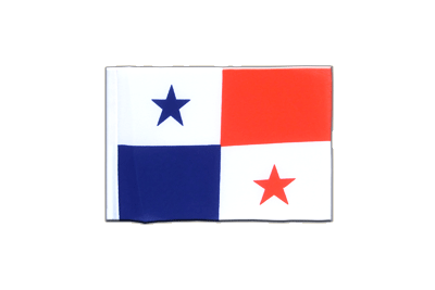 Mini Flag Panama - 4x6""