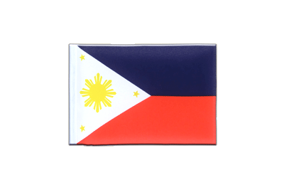 Mini Flag Philippines - 4x6""