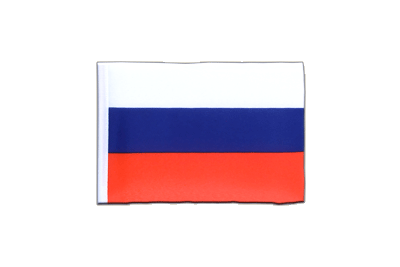 Mini Russia Flag 4x6""