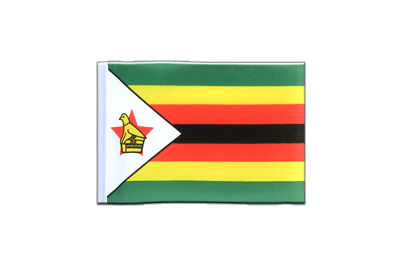 Mini Flag Zimbabwe - 4x6""