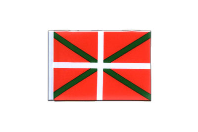 Fanion drapeau Pays Basque 10x15 cm