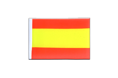 Mini Spain without crest Flag - 4x6""