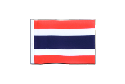 Mini Thailand Flag 4x6""
