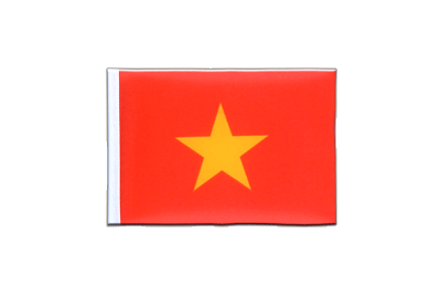 Mini Flag Vietnam - 4x6""