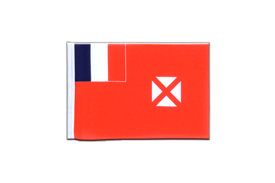 Mini Flag Wallis and Futuna - 4x6""