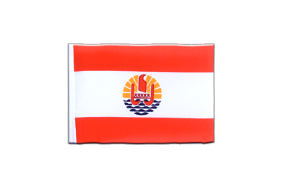 Mini French Polynesia Flag - 4x6""