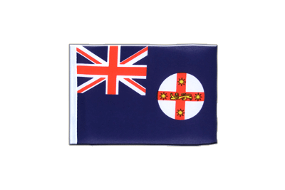 Mini Flag New South Wales - 4x6""