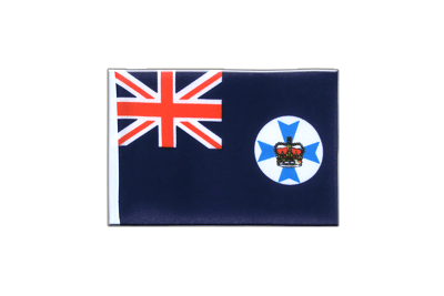 Mini Flag Queensland - 4x6""