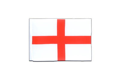 Mini England St. George Flag 4x6""