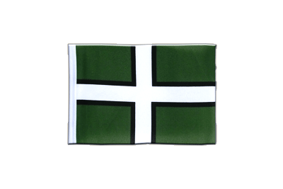Mini Flag Devon - 4x6""
