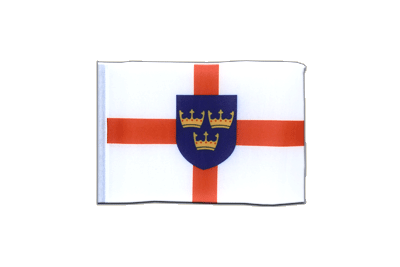 Mini Flag East Anglia - 4x6""