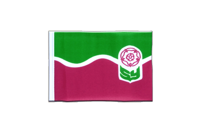 Mini Flag South Yorkshire - 4x6""