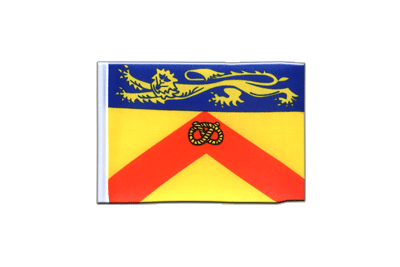Mini Flag Staffordshire - 4x6""