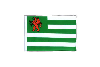 Mini Flag Wiltshire - 4x6""