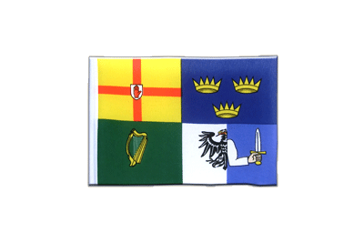 Mini Flag Ireland 4 provinces - 4x6""