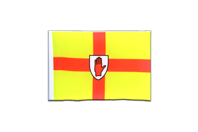 Mini Flag Ulster - 4x6""
