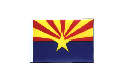 Fanion drapeau Arizona 10x15 cm
