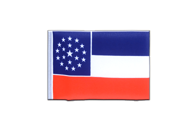 Mini Flag Mississippi unofficial - 4x6""