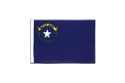 Mini Nevada Flag 4x6""