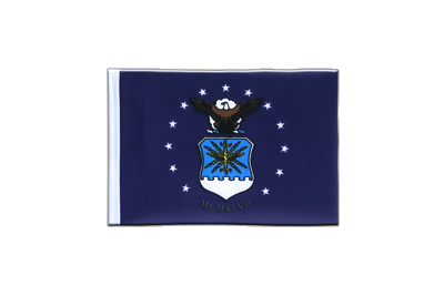 Mini Flag US Air Force - 4x6""
