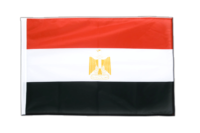 Sleeved Flag PRO Egypt - 2x3 ft