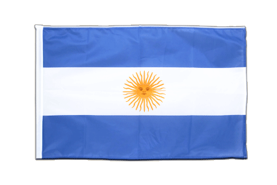 Sleeved Flag PRO Argentina - 2x3 ft