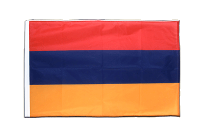 Sleeved Flag PRO Armenia - 2x3 ft
