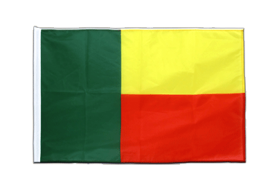 Sleeved Flag PRO Benin - 2x3 ft