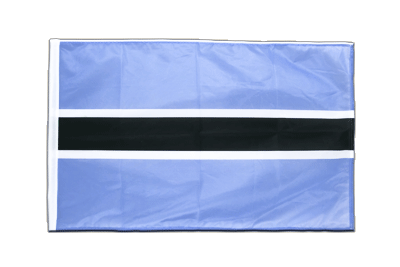 Sleeved Flag PRO Botswana - 2x3 ft