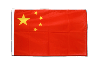 Sleeved Flag PRO China - 2x3 ft