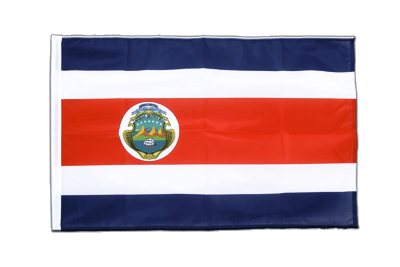 Sleeved Flag PRO Costa Rica - 2x3 ft