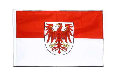Sleeved Flag PRO Brandenburg - 2x3 ft