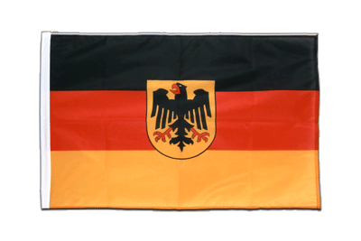 Sleeved Flag PRO Germany Dienstflagge - 2x3 ft