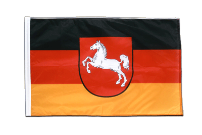 Sleeved Flag PRO Lower Saxony - 2x3 ft