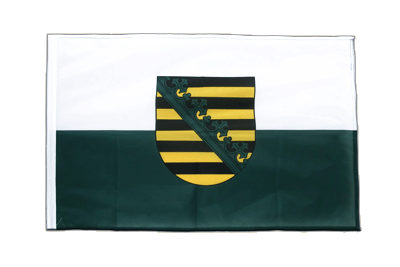 Sleeved Flag PRO Saxony - 2x3 ft