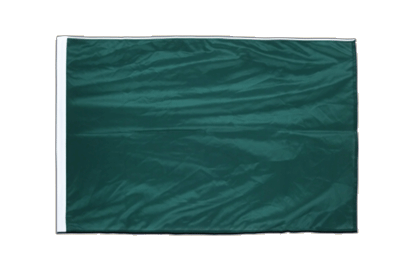 Sleeved green Flag PRO - 2x3 ft