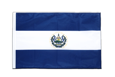 Sleeved Flag PRO El Salvador - 2x3 ft