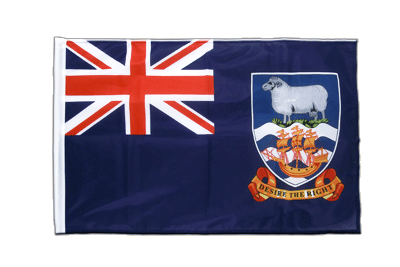 Sleeved Flag PRO Falkland Islands - 2x3 ft